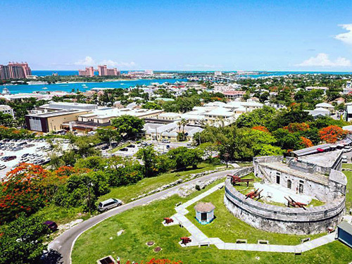 Nassau  Bahamas queens staircase Tour Tickets