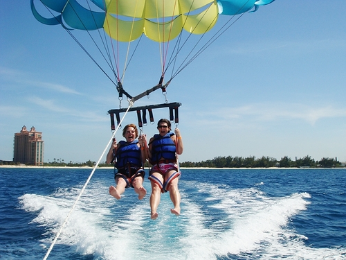 Freeport parasail excursion Cruise Excursion Prices