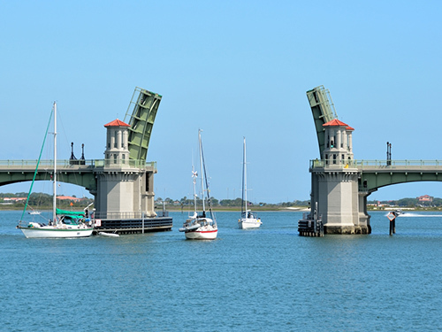 Port Canaveral (Orlando) St. Augustine Sightseeing Excursion Booking
