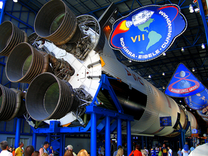 Port Canaveral Orlando Kennedy Space Center Admission Only