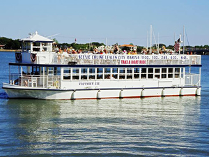 Port Canaveral Orlando St. Augustine Day Trip with Scenic Cruise or Trolley Ride Excursion
