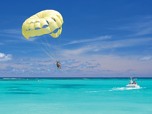 Freeport parasail excursion Trip Booking