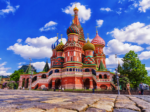 Private Moscow Sightseeing Excursion from St. Petersburg