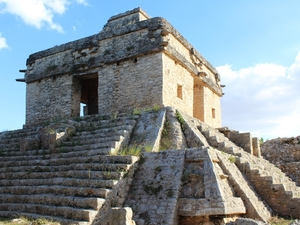 Progreso Dzibilchaltun Mayan Ruins Excursion