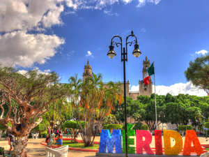 Progreso Private Merida City Sightseeing and Shopping Excursion
