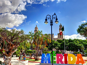 Progreso to Merida City Highlights, Sightseeing and Shopping Excursion