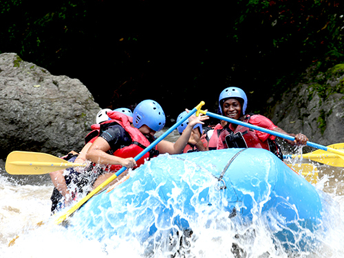 Puerto Limon Costa Rica Family Rafting Tour Tickets