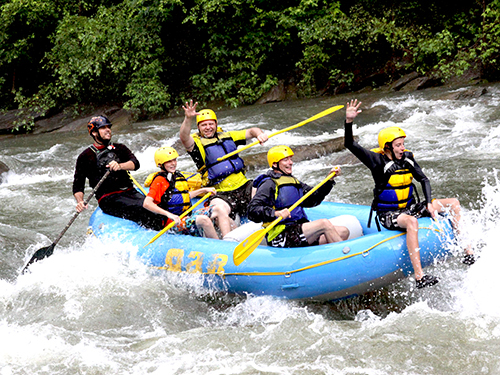 Puerto Limon Costa Rica Siquirres Town Rafting Trip Prices
