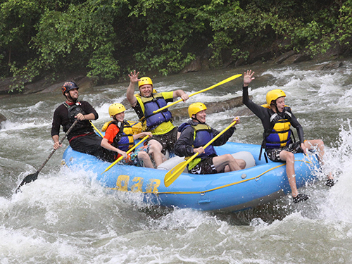 Puerto Limon Rainforest Rafting Trip Booking