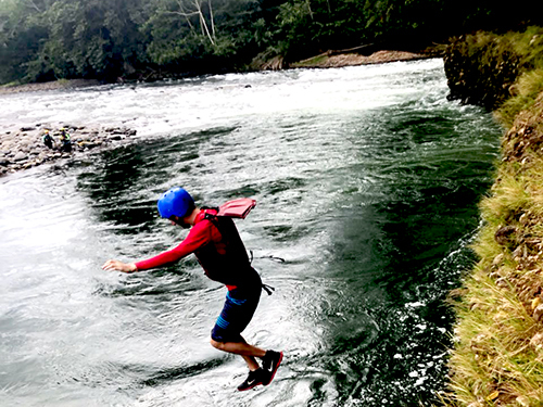 Puerto Limon Costa Rica Family Rafting Trip Reservations