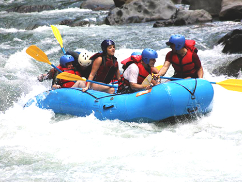 Puerto Limon Family Rafting Trip Cost