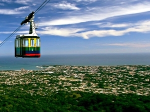 Puerto Plata Taino Bay Historic Sightseeing and Cable Car Ride Excursion
