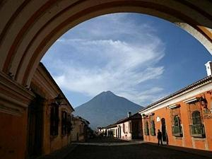 Puerto Quetzal Colonial Antigua City Highlights Cruise Excursion