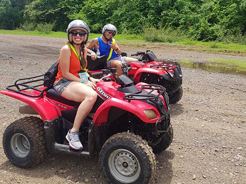 Puntarenas Costa Rica Off Road Adventure Trip Reservations