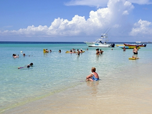 Roatan beach day Excursion Cost