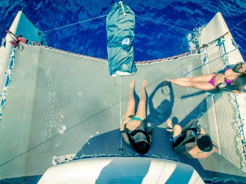 Roatan Catamaran Sailing Snorkel Excursion Reservations