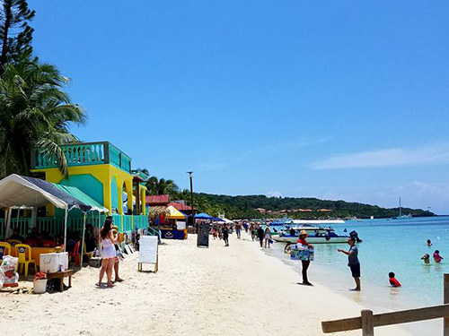 Roatan  Honduras Childrens Home Excursion Reservations