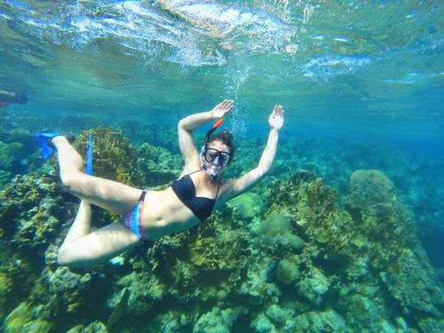 Roatan Honduras Sail and Snorkel Snorkel Shore Excursion Prices