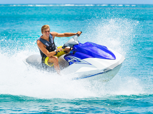 Roatan Jet Ski and West Bay Beach Break Excursion