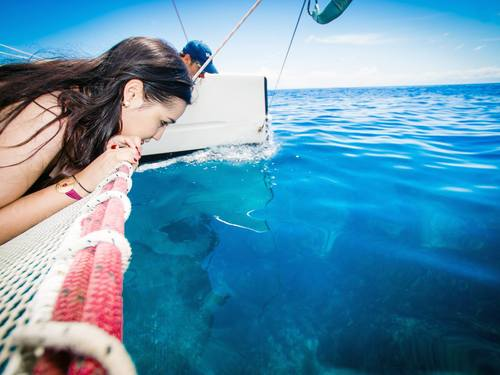 Roatan Sail and Snorkel Snorkel Excursion Reviews