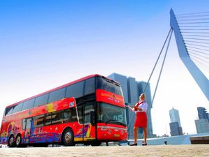 Rotterdam Hop On Hop Off City Sightseeing Bus Excursion