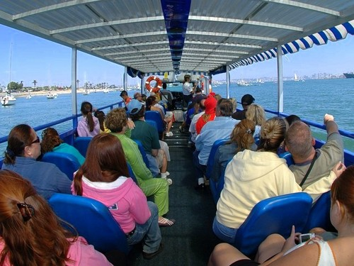 San Diego Sea and Land  SEAL Trip Booking
