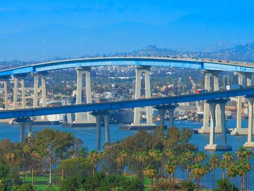 San Diego  California bus and boat SEAL Excursion Reservations