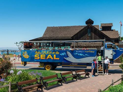 San Diego  California sightseeing SEAL Cruise Excursion Booking