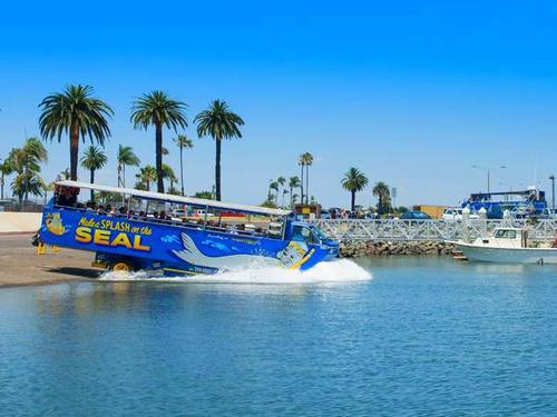 San Diego sightseeing SEAL Tour Reservations
