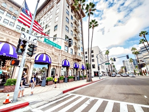 Los Angeles  California Beverly Hills Trip Booking