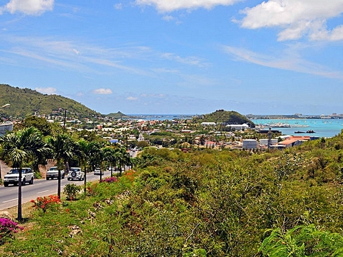 St Maarten  Philipsburg island sightseeing Cruise Excursion