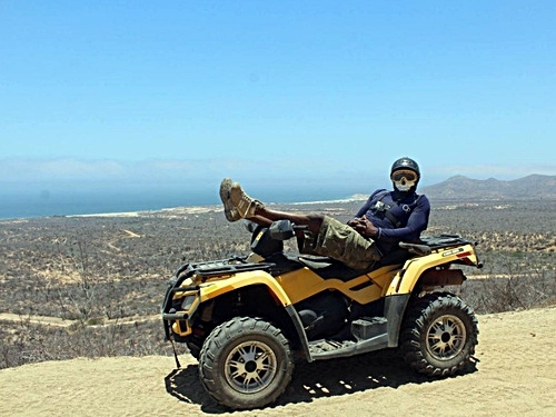Cabo San Lucas  Mexico desert trails Trip Tickets