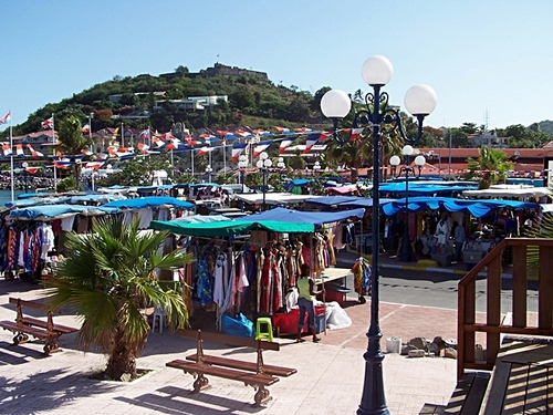 St Maarten  Philipsburg highlights Booking