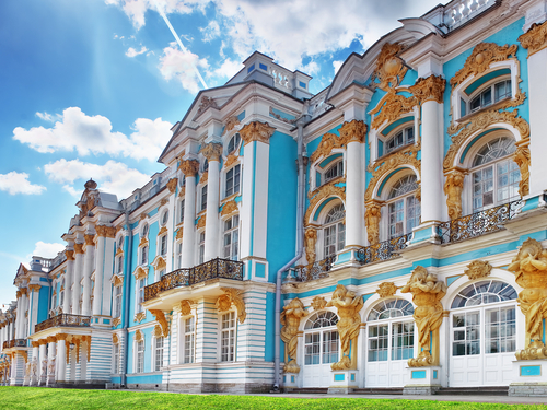 St. Petersburg Catherine Palace Excursion Cost