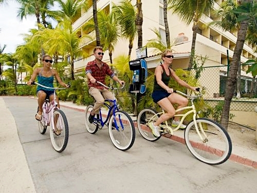 Aruba single or double rider Trip