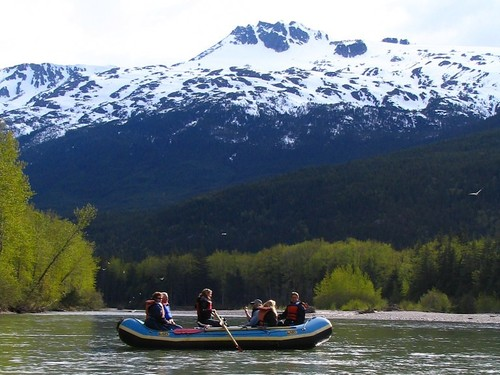 Skagway  Alaska Chilkoot Floating Excursion Tickets