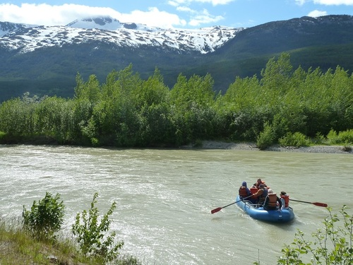 Skagway  Alaska Gold Floating Cruise Excursion Prices