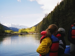 Skagway Chilkoot Trail Hike and River Float Excursion