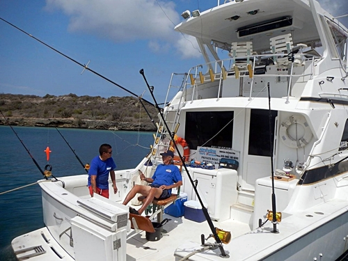 Curacao Willemstad deep sea fishing Excursion Reservations