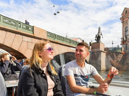 St. Petersburg bus sightseeing Shore Excursion Prices