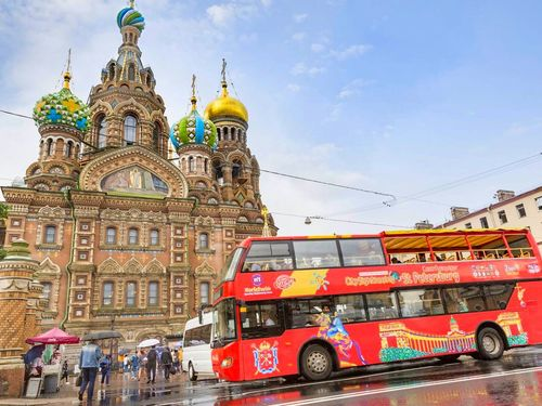 St. Petersburg sightsee Shore Excursion Reservations