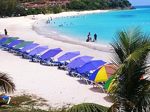 St. John's Antigua Ffryes All Inclusive Beach Break Excursion