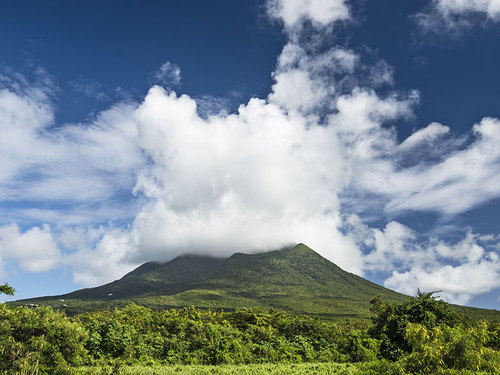 St. Kitts Basseterre Volcano Tour Tickets