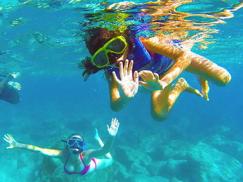 St. Kitts Basseterre Fun Snorkel Tour Booking