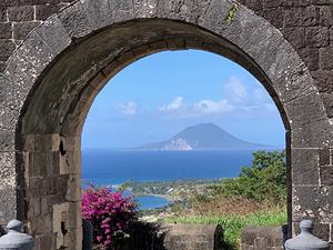 St. Kitts Best of Sightseeing and Beach Break Excursion
