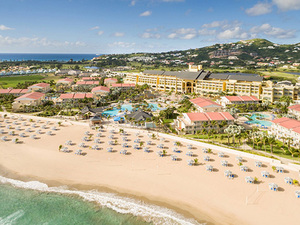 St. Kitts Marriott Resort Day Pass Excursion with Transportation