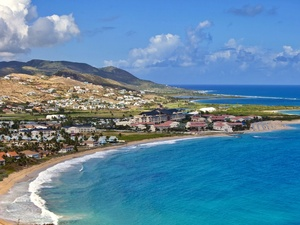 St. Kitts Open Air Safari Bus Sightseeing Excursion
