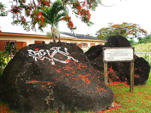 St. Kitts  Basseterre carib petroglyphs Cruise Excursion Reviews