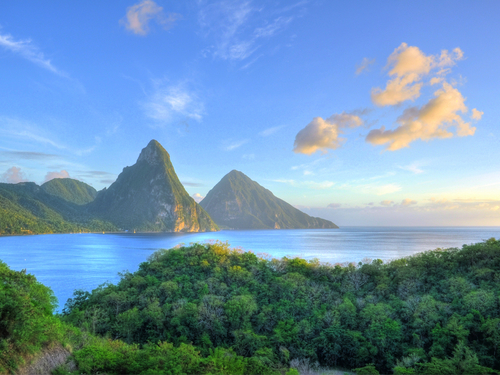 St. Lucia (Castries) exclusive viewa Excursion Cost