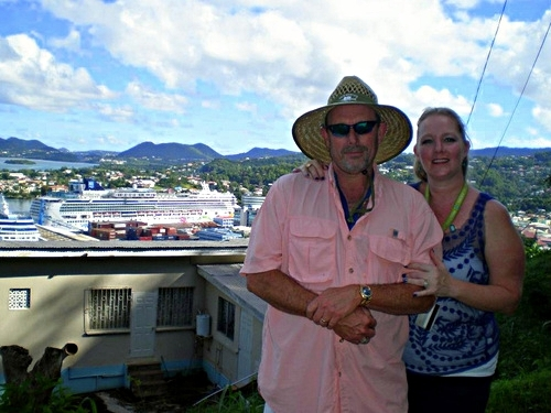St. Lucia sightsee Cruise Excursion Cost